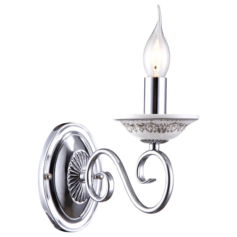 Светильник настенный Arte Lamp SONIA A9593AP-1CCA9593AP-1CC