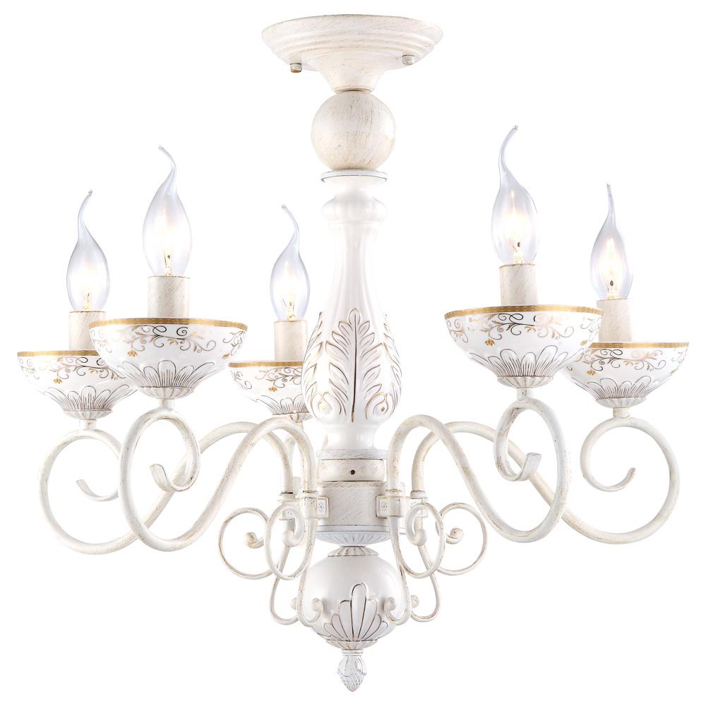 Светильник потолочный Arte Lamp LUCIA A9594PL-5WGA9594PL-5WG
