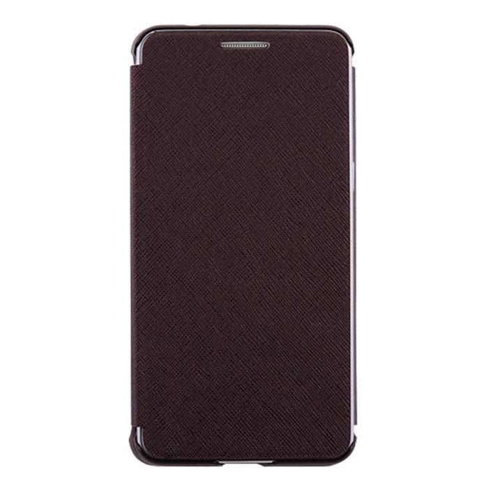 Anymode Flip Case Jewel Saffiano чехол для Samsung Galaxy Grand Prime, BrownFA00002KBRЧехол Anymode Flip Case Jewel Saffiano для Samsung Galaxy Grand Prime обеспечивает надежную защиту корпуса и экрана смартфона и надолго сохраняет его привлекательный внешний вид. Чехол также обеспечивает свободный доступ ко всем разъемам и клавишам устройства.