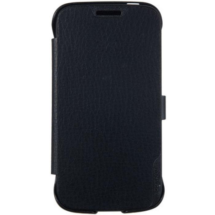 Anymode Flip Case чехол для Samsung Galaxy Ace 4 Neo/4 Lite, Black чехол flip case для explay neo черный