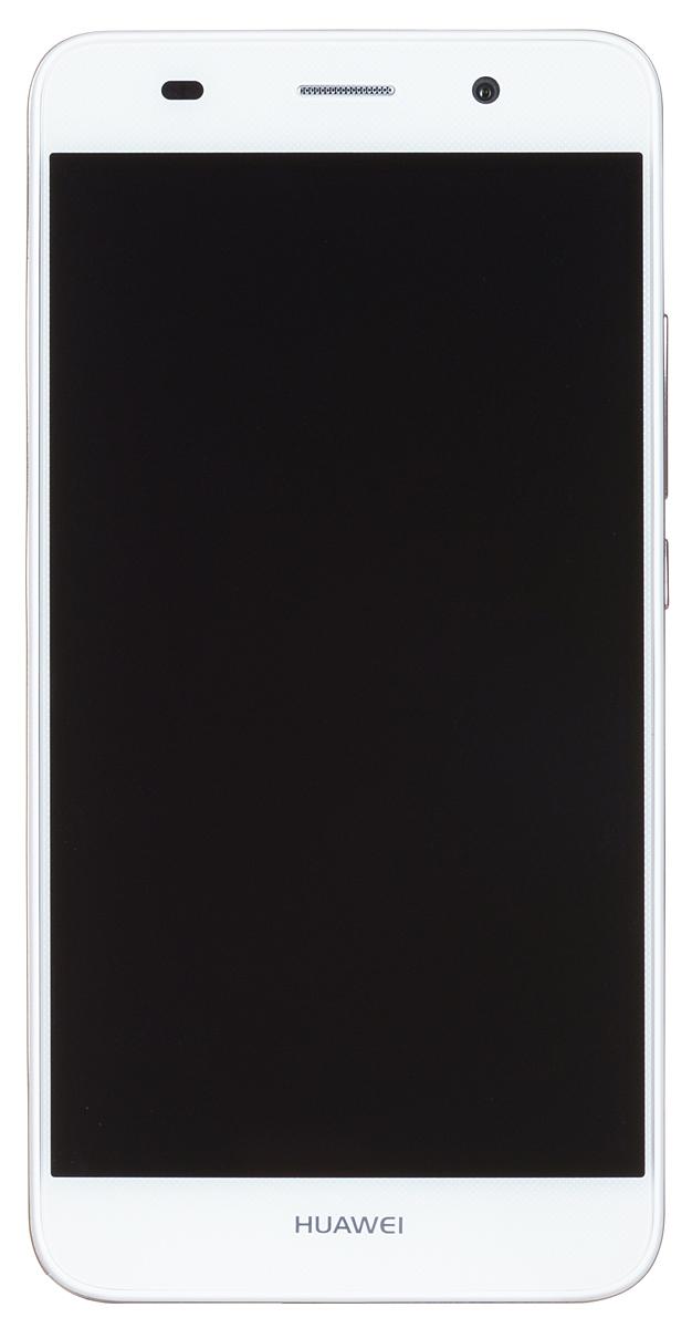 Huawei Ascend Y6 LTE, White51099786Huawei Ascend Y6 LTE оснащен 5-дюймовым сенсорным экраном, который обеспечивает фантастический показ изображения и широкие возможности просмотра. Простой, компактный и стильный дизайн корпуса дает вам ощущение комфорта, сочетает в себе красоту и простоту Сверхбыстрый четырехъядерный процессор Qualcomm Snapdragon 210 MSM8909 с частотой 1.1 ГГц и технологией низкого энергопотребления позволяет наслаждаться скоростью мобильной жизни. Также вас приятно удивит сочетание удобства и красоты во время игры. Коммуникационные возможности представлены Bluetooth 4.0, Wi-Fi 802.11 b/g/n при помощи которых можно воспользоваться беспроводной гарнитурой или подключиться к интернету. Также Huawei Ascend Y6 LTE не даст вам заблудится в городе и всегда укажет дорогу благодаря функции GPS и ГЛОНАСС. Модель оборудована стандартными разъемами - 3.5 мм для подключения наушников и micro-USB - для зарядки и присоединения к USB- порту компьютера. Huawei Ascend Y6...