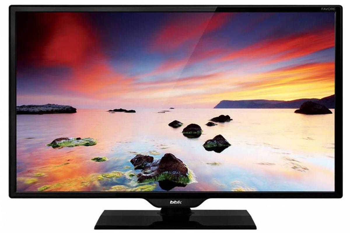 BBK 40LEM-1010/T2C телевизор40LEM-1010/T2CЖидкокристаллические телевизоры со светодиодной подсветкой уже давно пользуются отличным спросом у покупателей, и модель BBK 40LEM-1010/T2C, вне всяких сомнений, благодаря своим основным техническим характеристикам не станет исключением. Встроенные тюнеры DVB-T/T2 и DVB-C осуществляют уверенный прием цифровых каналов. Цифровые аудио/видео интерфейсы HDMI предусмотрены для подсоединения DVD-плееров, ноутбуков и др. Разъем VGA обеспечит бесперебойную работу телевизора в качестве монитора компьютера. Встроенные USB2.0-порт и HD - медиаплеер служат для воспроизведения HD-видео, аудиофайлов и фотографий с внешних USB-совместимых устройств. Встроенный тюнер поддерживает воспроизведение стереозвука, передаваемого в системе NICAM.