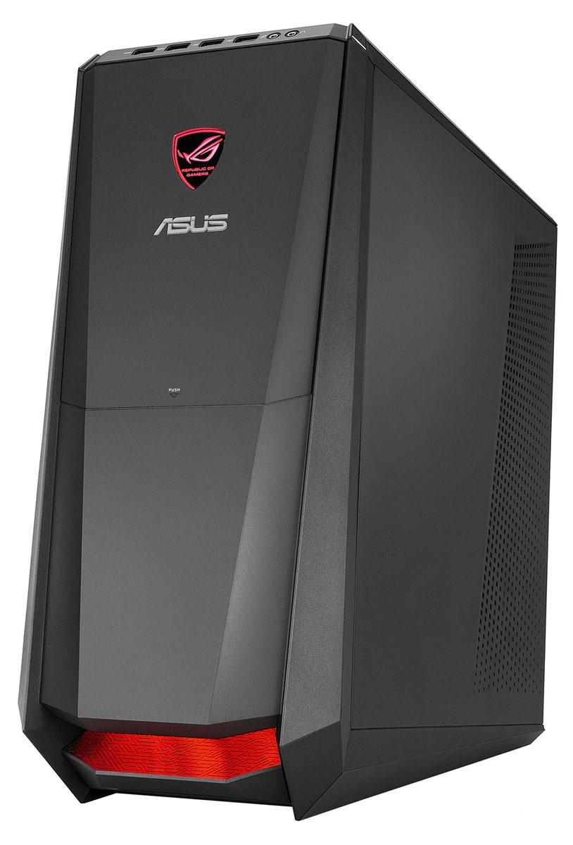 Asus ROG G30AK-RU011S, Black настольный компьютер (90PD00Y1-M02180)
