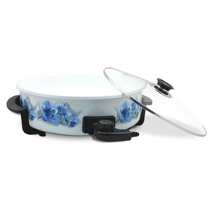 Великие Реки Волшебница-5, White Blue печь-сковорода ( Волшебница-5 )
