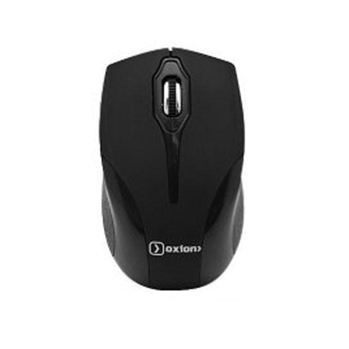 Oxion OMSW007, Black мышь беспроводная