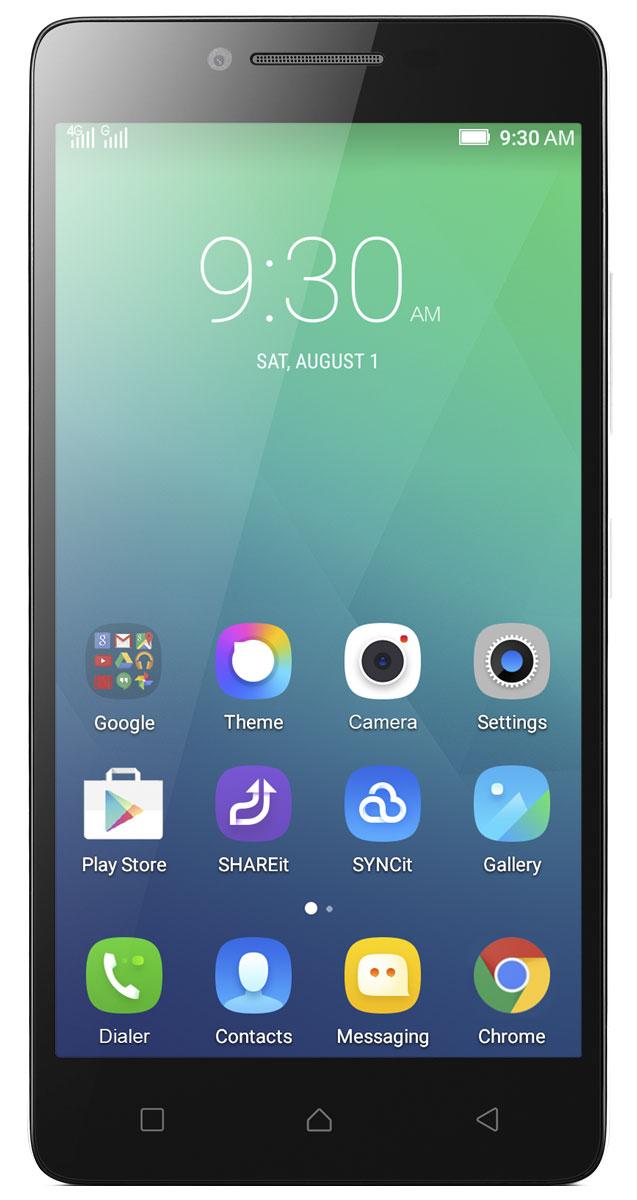 Lenovo A6010 8GB, WhitePA220094RULenovo A6010 - стильный смартфон с множеством мультимедийных возможностей. 5-дюймовый HD-дисплей с яркими цветами и отличным разрешением создан для мультимедийных развлечений. На нем все ваши видео, игры и изображения будут невероятно четкими и яркими. Благодаря матрице IPS достигаются широчайшие углы обзора - практически 180°. Поэтому большой и яркий дисплей A6010 отлично подойдет для развлечений в кругу семьи или в компании друзей. Данная модель оборудована скоростным четырехъядерным 64-битным процессором Qualcomm Snapdragon с частотой 1,2 ГГц и 1 ГБ оперативной памяти. Смартфон поддерживает высокоскоростные сети передачи данных LTE (4G). Вы сможете в полной мере насладиться просмотром веб-страниц, фильмами, книгами, играми и онлайн- чатами. Lenovo A6010 оборудован передовой аудиосистемой Dolby Atmos с богатым и четким звуком. Благодаря объемному звуку вы сможете открыть новые грани музыки, видео, игр и даже видеочатов. ...