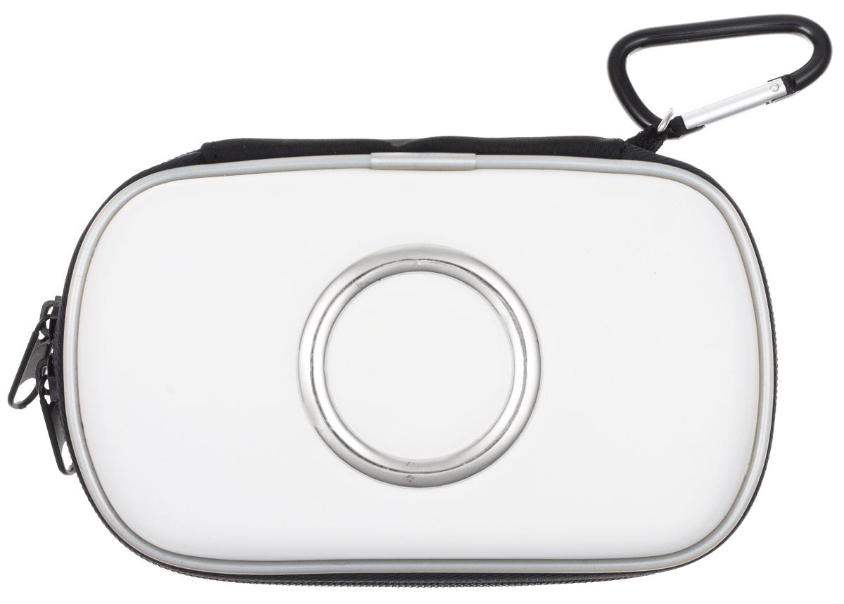 Black Horns универсальный чехол для игровых консолей с экраном 3 (белый)BH-MUL0203(R)Универсальный защитный чехол Black Horns для игровых консолей с экраном 3 дюйма - это надежная и удобная защита Вашей консоли при транспортировке. Имеет специальные отделения для хранения аксессуаров Обеспечивает максимальную защиту Вашей консоли от грязи, царапин и потертостей во время транспортировки Легко одевается и снимается, а также трансформируется для комфортного просмотра фильмов