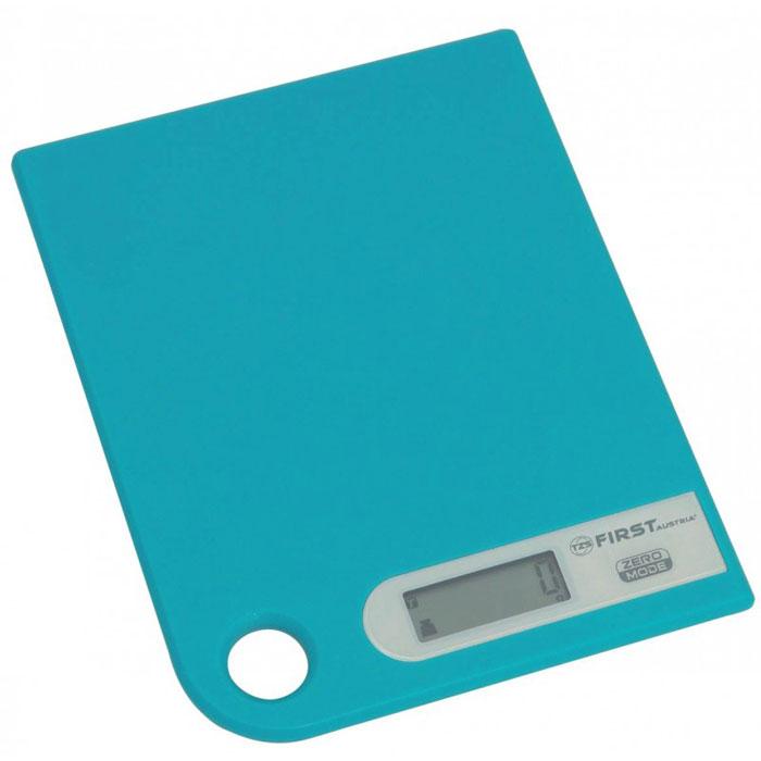 First 6401-1, Blue весы кухонные