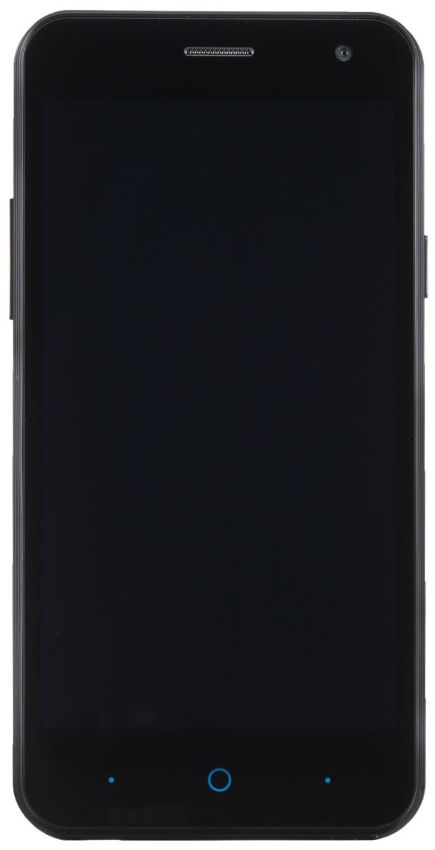 ZTE Blade A465, BlackZTE BLADE A465 (4G) BLACKZTE Blade A465 - доступный смартфон в стильном классическом корпусе с поддержкой LTE. Данная модель работает модель на базе 64-битного четырехъядерного процессора MediaTek MT6735P 1 ГГц с 1 ГБ оперативной памяти. Для хранения данных доступно 8 ГБ встроенной памяти. Смартфон оборудован качественным 5-дюймовым дисплеем с разрешением 854 x 480. На нем будет удобно просматривать фотографии и видеоролики, а также работать в интернете. Девайс обладает двумя слотами для SIM-карт, слотом для карт памяти microSD (до 32 ГБ). ZTE Blade A465 оснащен двумя камерами: основной на 5 мегапикселей и фронтальной на 2 мегапикселя. Основная камера отлично справляется со съемкой в слабо освещенных местах. А фронтальная идеально подойдет для видеозвонков и селфи. Телефон сертифицирован Ростест и имеет русифицированный интерфейс меню, а также Руководство пользователя.