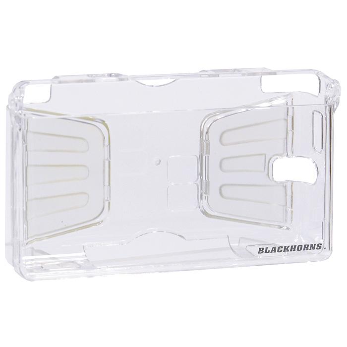 Пластиковый корпус с силиконовыми вставками для рук для DS Lite