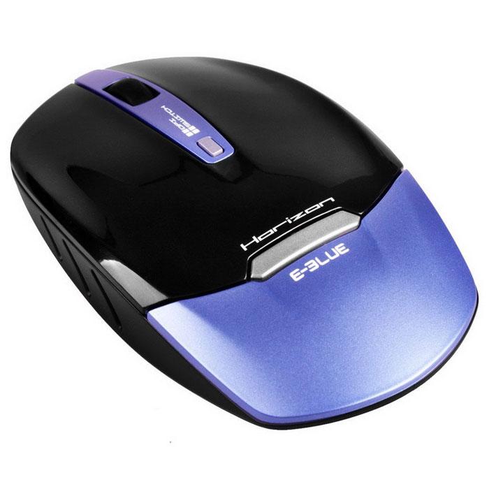 E-Blue EMS136 Horizon, Blue мышь беспроводная