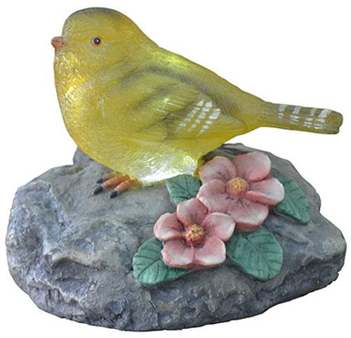 Садовое освещение Счастливый дачник Птичка P-0301P-0301Характеристики: Материал: пластик. Размер светильника: 12 см х 12 см х 10,5 см. Размер коробки: 15 см х 14 см х 15 см.