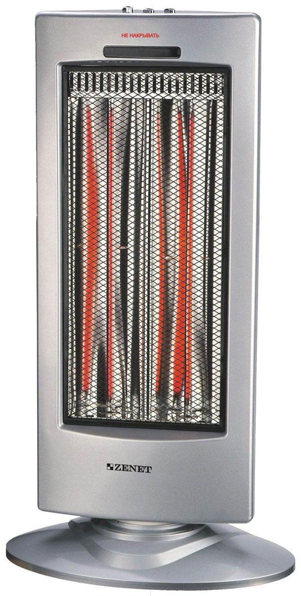 Zenet ZET-501 карбоновый обогреватель NSKT 90 AZET-501Карбоновый обогреватель Zenet ZET-501 станет вашим незаменимым помощником дома или на даче, в офисе или в магазине, его можно использовать даже в ванной комнате или зимнем саду, потому что он совсем не боится влаги - нагревательный элемент надежно запаян в стеклянную трубку и не соприкасается с влажным воздухом. По этой же причине устройство смело можно включать в очень пыльном помещении, например, на пыльном производстве. Пыль не может проникнуть к нагревательному элементу, не будет сгорать и выделять неприятные запахи, как это бывает при использовании масляных и других обогревателей. Инфракрасный нагреватель Zenet ZET-501 прекрасно подойдет для любителей загородного зимнего отдыха. Представляете, вы приехали на дачу, дом остыл за неделю, в нем минусовая температура. Но стоит включить обогреватель, и уже через несколько секунд можно будет снять уличную одежду, вам станет тепло. Такой быстрый нагрев происходит за счет принципиально нового способа обогрева -...