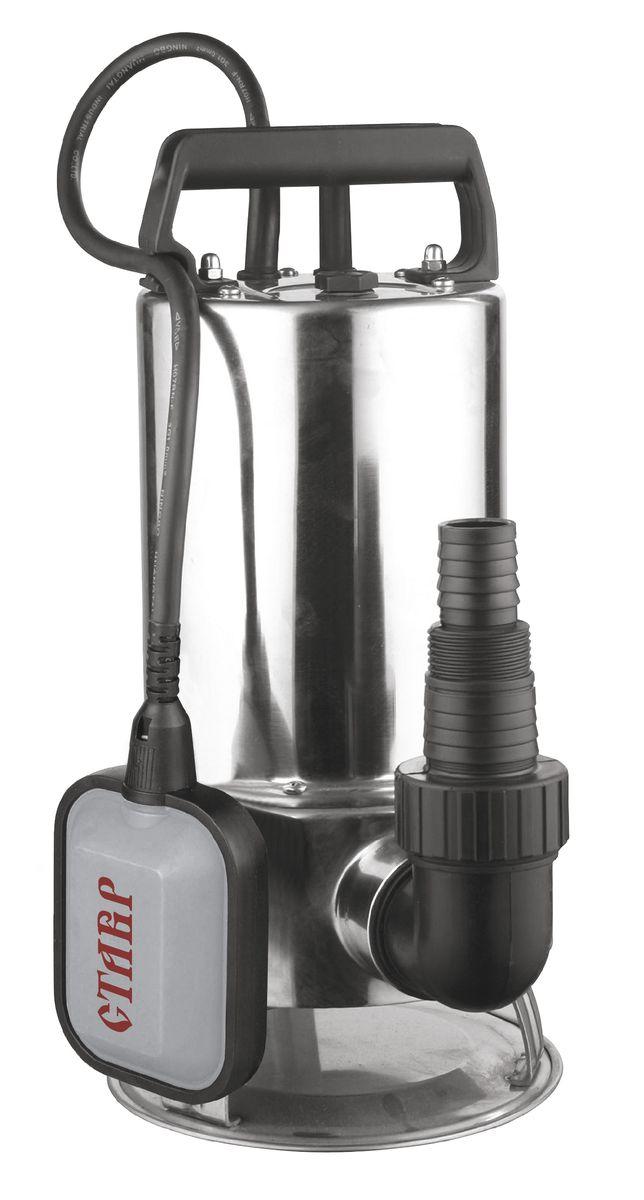 Насос погружной дренажный Ставр НПД-810Мст810мнпдНасос Ставр НПД-810М предназначен для перекачивания как чистой, так и грязной воды. Автоматический поплавковый выключатель отключает прибор при понижении уровня воды, позволяя избежать перегрева и выхода из строя, при поднятии воды насос снова включается. Эргономичная ручка дренажного насоса обеспечивает легкую и удобную транспортировку. Максимальный размер пропускаемых частиц: 35 мм