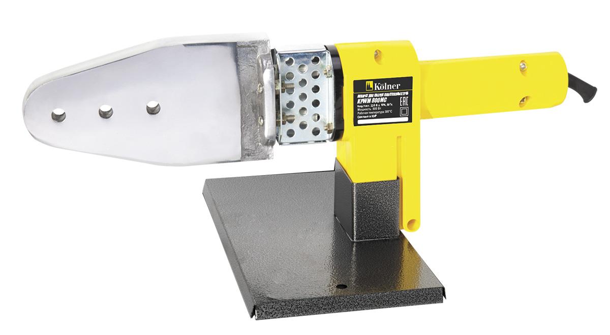 Сварочный аппарат для пластиковых труб Kolner KPWM 800 МC