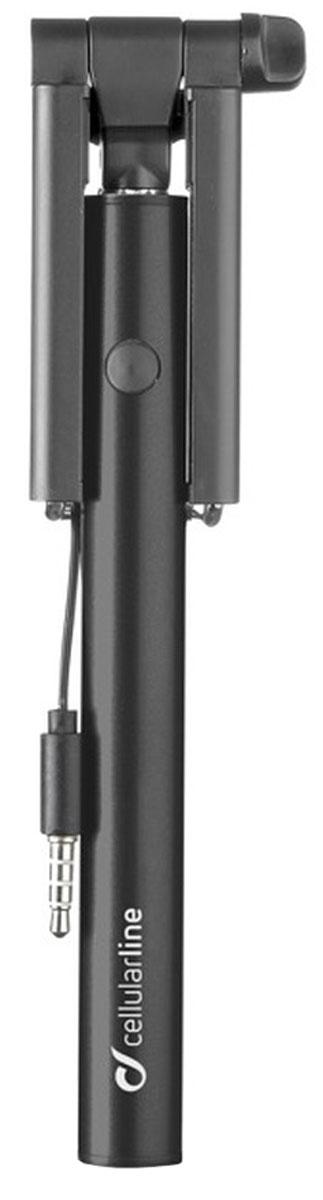 Cellular Line Selfie Stick Pocket, Black монопод для селфи (24670)