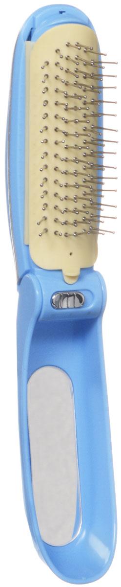 Gezatone HS178 Аппарат для массажа кожи головы, цвет: голубой1301138_голубойМассажная расческа Gezatone HS178 помогает остановить выпадение волос у мужчин и женщин на любой стадии. Благодаря интенсивному массажу и магнитотерапии восстанавливается нормальное кровообращение в коже головы, усиливается питание и насыщение кислородом волосяных луковиц. Ежедневный массаж улучшает качество растущих волос, делая их более крепкими, блестящими и улучшая насыщенность цвета. Расческа Magic Hair стимулирует рост волос, пробуждает «спящие» луковицы, что приводит к увеличению объема прически. Ежедневный уход за волосами с помощью прибора HS178 предотвращает развитие возрастных изменений, замедляет процессы старения волос. Массаж кожи головы препятствует образованию перхоти, прекрасно снимает зуд и шелушение кожи головы. Массажная расческа проста в использовании - вы просто расчесываетесь и тем самым обеспечиваете волосам и коже головы уход и заботу! Питание: 1 батарейка типа ААА