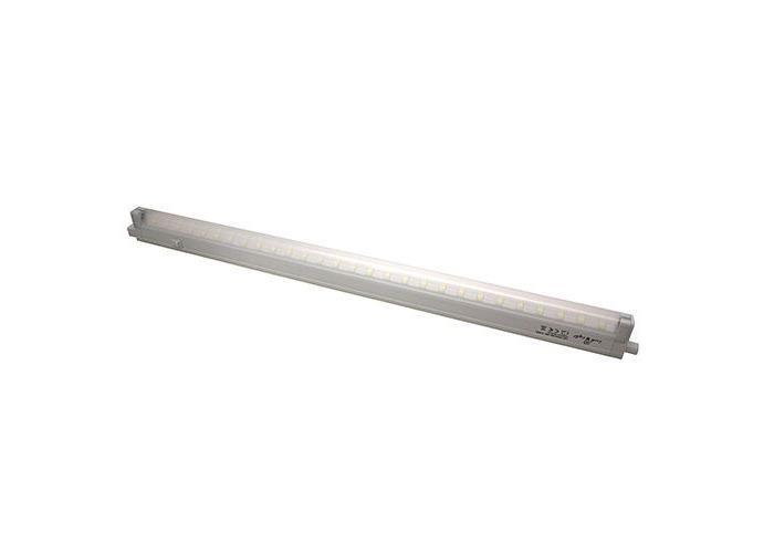 Потолочный светильник Luck & Light 28T4LWL28T4LWLСветодиодный энергосберегающий светильник Luck & Light, изготовленный из пластика, отлично впишется в интерьер Вашего дома. Он прекрасно подойдет для освещения коридоров, лестничных пролетов, кухонь, подсобных помещений, а так же для подсветки полок и внутреннего пространства шкафов (не допускается монтаж светильника около источников теплового излучения, в банях и саунах). Корпус светильника оснащен выключателем. На корпусе располагается вращающаяся панель из пластика, на которой расположено 28 светодиодов. Характеристики: Материал: пластик, металл. Размер светильника: 61,6 см х 4,1 см х 2,1 см. Количество светодиодов: 28 шт. Цветовая температура: 4100 К. Размер упаковки: 61 см х 8 см х 3 см. Характеристики: Материал: пластик, металл. Размер светильника: 61,6 см х 4,1 см х 2,1 см. Количество светодиодов: 28 шт. Цветовая температура: 4100 К. ...