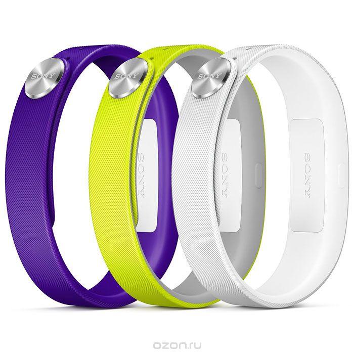 Sony SWR110 Active L силиконовые браслеты для SmartBand, размер L (3 шт.)