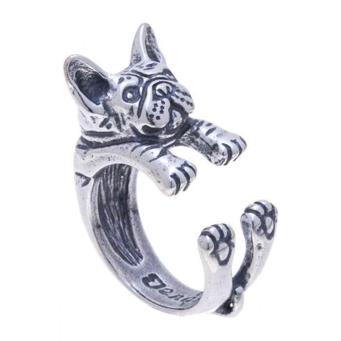 """Кольцо Jenavi """"Брэйди"""", цвет: серебристый. Размер 17"""