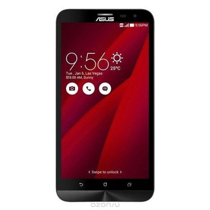 ASUS ZenFone 2 Laser ZE601KL, Silver (90AZ0112-M00390)90AZ0112-M00390Смартфон ZenFone 2 Laser (ZE601KL) выполнен в изящном корпусе, толщина боковых граней которого составляет всего 3,9 мм. Обладая эргономичной формой, он украшен традиционным для мобильных устройств ASUS узором из концентрических окружностей с углублениями размером лишь 0,13 мм. Продуманная эргономика: ZenFone 2 Laser (ZE601KL) выполнен в эргономичном корпусе, который удобно ложится в ладонь. Оригинальным и весьма удобным решением в его дизайне является расположенная на задней панели корпуса кнопка, с помощью которой можно делать фотоснимки, изменять громкость звука и т.д. Меньше – лучше! Дополнительной компактности корпуса ZenFone 2 Laser (ZE601KL) удалось добиться за счет уменьшения толщины экранной рамки. Отношение размера экрана к размеру передней панели составляет целых 72%! Высокая производительность: За высокую скорость работы ZenFone 2 Laser (ZE601KL) в различных приложениях отвечает современный восьмиядерный...