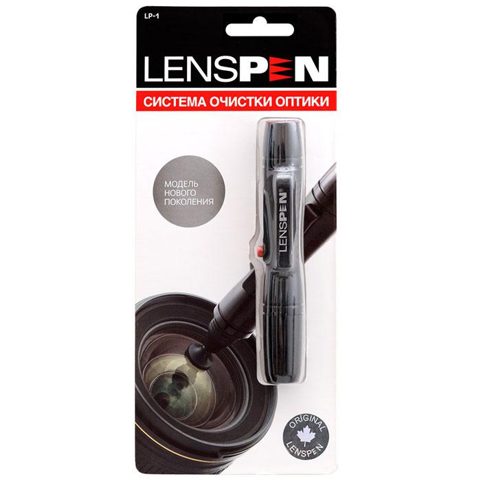 Lenspen чистящий карандаш для оптикиLP-1Карандаш для очистки оптики Lenspen LP-1 разработан специально для эффективной очистки оптических линз диаметром от 13 мм и больше. Безжидкостный специальный углеродный чистящий состав находится в съемном колпачке, закрывающем чистящую подушечку. Карандаш абсолютно безопасен для всех оптических линз, не сохнет, не оставляет никаких следов и разводов, не требует заправкии умещается в любой карман.