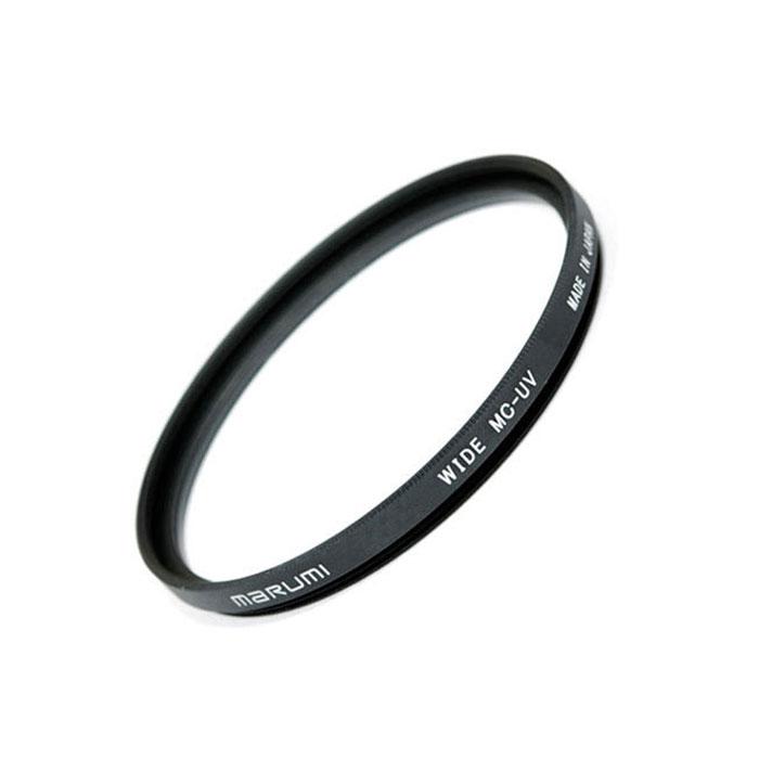 Marumi Wide MC-UV защитный светофильтр (52 мм)Wide MC-UVУльтрафиолетовый светофильтр Marumi Wide MC-UV. УФ-лучи не видимы невооруженным глазом, но они ухудшают качество Ваших фотографий. Эти лучи дают чрезмерное количество синего на цветных снимках и тусклого-туманного белого в черно-белых фотографиях. Для ограничения УФ-лучей такой фильтр очень хорош, и особенно эффективен для съемки отдаленных объектов. Он необходим для съемок у моря или в горах, залитых УФ лучами в ясные дни.