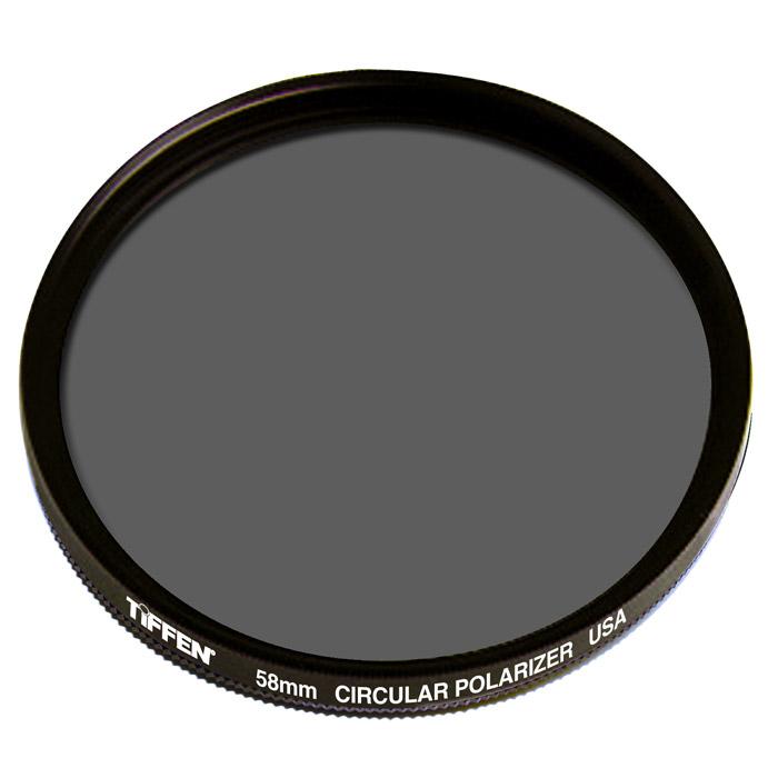 Tiffen Circular Polarizer Filter поляризационный фильтр (58 мм)