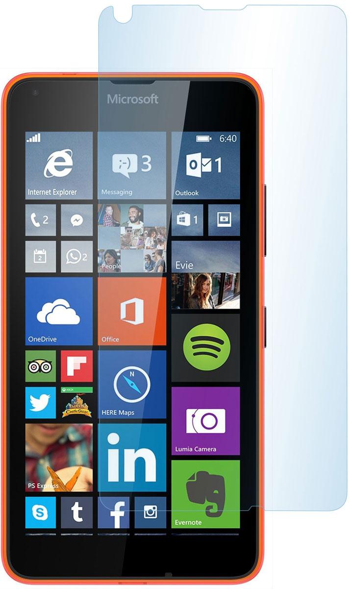 Skinbox защитное стекло для Microsoft Lumia 640, глянцевоеSP-131Защитное стекло Skinbox для Microsoft Lumia 640 предназначено для защиты поверхности экрана от царапин, потертостей, отпечатков пальцев и прочих следов механического воздействия. Оно имеет окаймляющую загнутую мембрану последнего поколения, а также олеофобное покрытие. Изделие изготовлено из закаленного стекла высшей категории, с высокой чувствительностью и сцеплением с экраном.