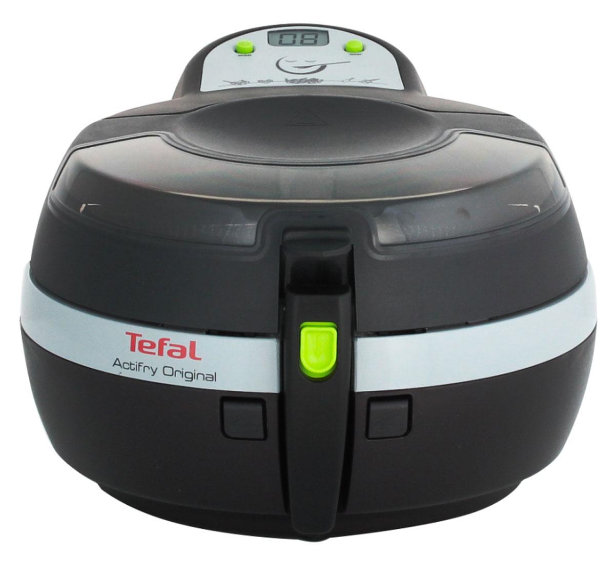 Tefal FZ707267 мультипечьFZ7072С помощью мультипечи Tefal FZ707267 можно жарить, готовить блюда на гриле, в панировке, выпечку и даже запекать с аппетитной хрустящей корочкой. Технология циркуляции горячего воздуха позволяет готовить блюда быстро и с минимумом масла, с хрустящей корочкой снаружи и нежные внутри. Съемные части можно мыть в посудомоечной машине. При использовании мультипечи Tefal FZ707267 образуется меньше неприятных запахов, чем во время обычной жарки. В устройстве также реализована функция полностью автоматического приготовления без перемешивания продуктов. Встроенный таймер позволяет настроить время приготовления. Плавный регулятор позволяет задать оптимальную температуру для приготовления пищи. Наслаждайтесь хрустящими золотистыми ломтиками картофеля, готовьте идеальные закуски, курицу, мясо и множество других блюд, указав нужную длительность и температуру приготовления! Производительность: до 1 кг готовой еды Прозрачная крышка Автоматическое...