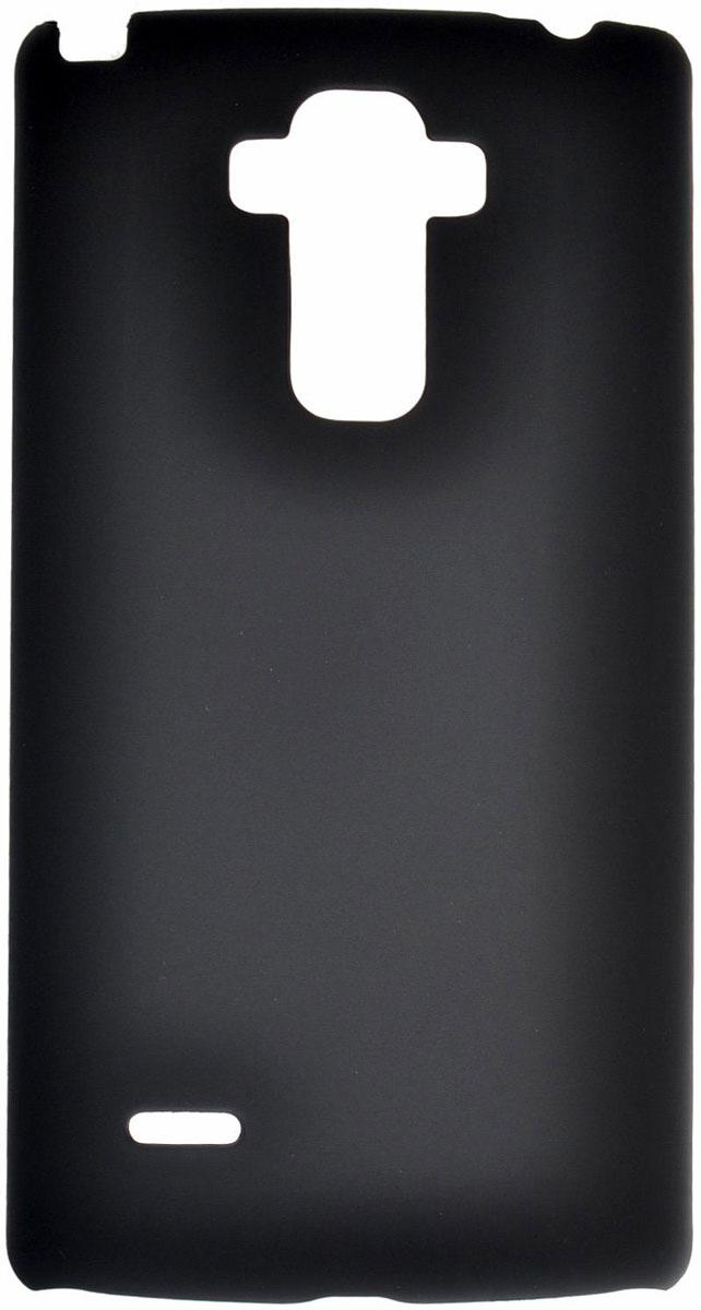 Skinbox 4People чехол для LG G4 Stylus, BlackT-S-LG4Stylus-002Чехол-накладка Skinbox 4People для LG G4 Stylus бережно и надежно защитит ваш смартфон от пыли, грязи, царапин и других повреждений. Выполнен из высококачественного поликарбоната, плотно прилегает и не скользит в руках. Чехол оставляет свободным доступ ко всем разъемам и кнопкам устройства.
