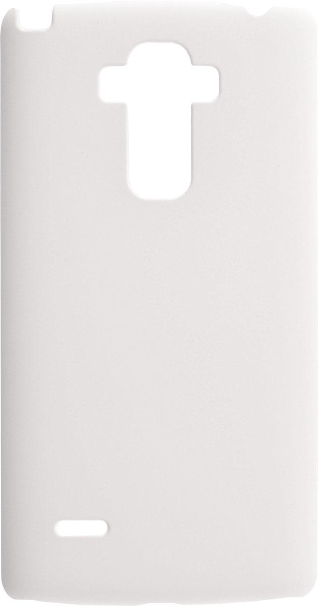 Skinbox 4People чехол для LG G4 Stylus, WhiteT-S-LG4Stylus-002Чехол-накладка Skinbox 4People для LG G4 Stylus бережно и надежно защитит ваш смартфон от пыли, грязи, царапин и других повреждений. Выполнен из высококачественного поликарбоната, плотно прилегает и не скользит в руках. Чехол оставляет свободным доступ ко всем разъемам и кнопкам устройства.