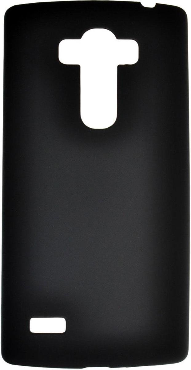 Skinbox 4People чехол для LG G4S, BlackT-S-LG4S-002Чехол-накладка Skinbox 4People для LG G4S бережно и надежно защитит ваш смартфон от пыли, грязи, царапин и других повреждений. Выполнен из высококачественного поликарбоната, плотно прилегает и не скользит в руках. Чехол оставляет свободным доступ ко всем разъемам и кнопкам устройства.