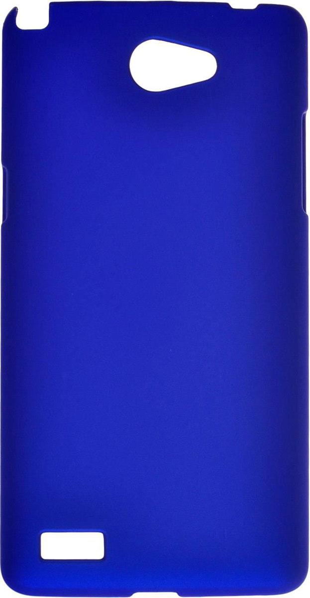 Skinbox 4People чехол для LG Max (L Bello 2), BlueT-S-LLB2-002Чехол-накладка Skinbox 4People для LG Max (L Bello 2) бережно и надежно защитит ваш смартфон от пыли, грязи, царапин и других повреждений. Выполнен из высококачественного поликарбоната, плотно прилегает и не скользит в руках. Чехол оставляет свободным доступ ко всем разъемам и кнопкам устройства.