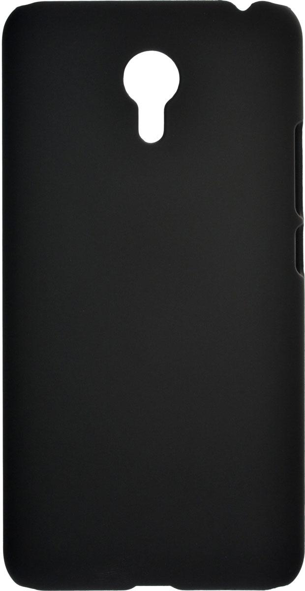 Skinbox 4People чехол для Meizu M2 Note, BlackT-S-MM2N-002Чехол-накладка Skinbox 4People для Meizu M2 Note бережно и надежно защитит ваш смартфон от пыли, грязи, царапин и других повреждений. Выполнен из высококачественного поликарбоната, плотно прилегает и не скользит в руках. Чехол оставляет свободным доступ ко всем разъемам и кнопкам устройства.