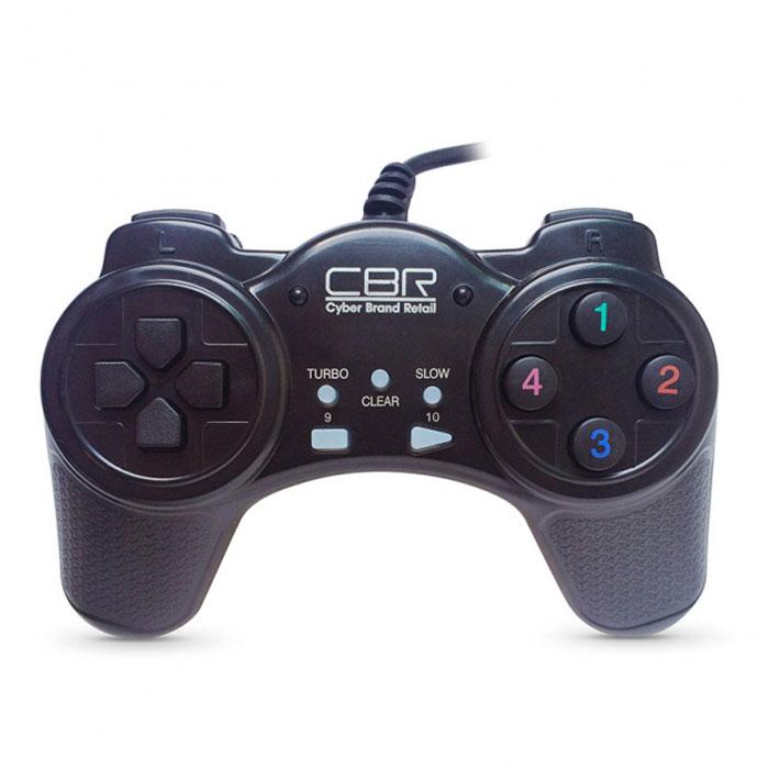 Игровой манипулятор CBR CBG 907 для PC черный