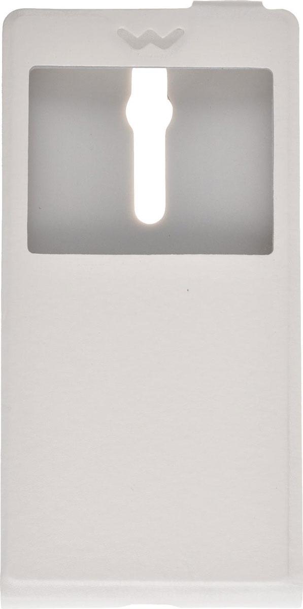 Skinbox Flip slim AW чехол для Asus Zenfone 2 ZE550ML/551ML, WhiteT-S-AZ25.5-001Чехол Skinbox Flip slim AW для Asus Zenfone 2 ZE550ML/551ML выполнен из высококачественного поликарбоната и экокожи. Он обеспечивает надежную защиту корпуса и экрана смартфона и надолго сохраняет его привлекательный внешний вид. Чехол также обеспечивает свободный доступ ко всем разъемам и клавишам устройства.