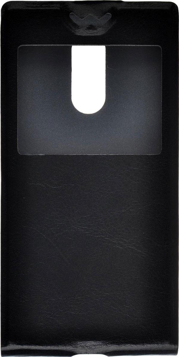 Skinbox Flip slim AW чехол для ZTE Blade X5, BlackT-F-ZBX5-001Чехол Skinbox Flip slim AW для ZTE Blade X5 выполнен из высококачественного поликарбоната и экокожи. Он обеспечивает надежную защиту корпуса и экрана смартфона и надолго сохраняет его привлекательный внешний вид. Чехол также обеспечивает свободный доступ ко всем разъемам и клавишам устройства.