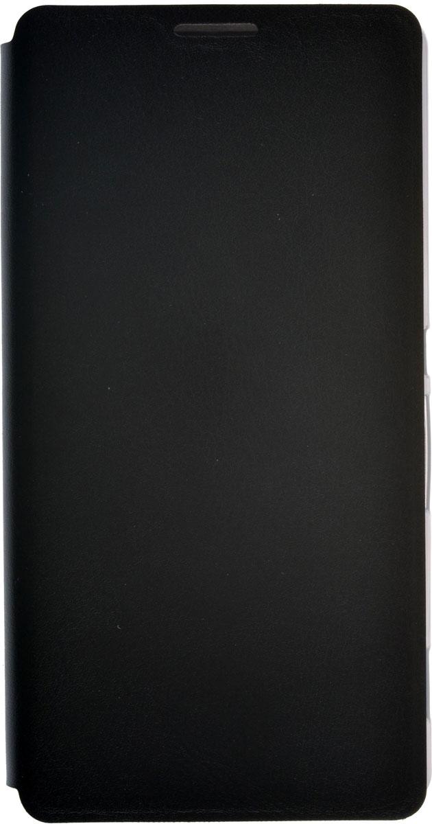 Skinbox Lux чехол для Sony Xperia M5, Black