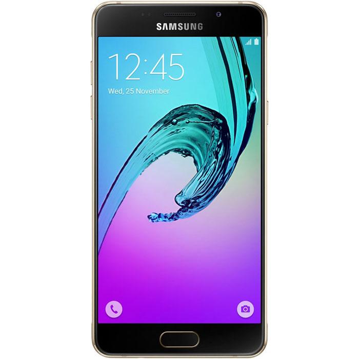 Samsung SM-A510F Galaxy A5, GoldSM-A510FZDDSERSamsung SM-A510F Galaxy A5 - стильный и мощный смартфон из стекла и металла, который сделает вашу жизнь комфортнее благодаря эргономичному дизайну, мощному аккумулятору, поддержке быстрой зарядки, усовершенствованной камере, улучшенному процессору и поддержке LTE. Премиальный дизайн, надежность и великолепие стекла Gorilla Glass. Оцените комфортный просмотр изображений на 5,2-дюймовом Full HD экране с более тонкой рамкой. Восьмиядерный процессор Samsung Exynos 7 Octa 7580 с частотой 1,6 ГГц обеспечивает быстрый доступ к любимым приложениям и великолепную поддержку в режиме многозадачности. Фронтальная и основная камеры с диафрагмой F1.9 - это всегда яркие и четкие снимки даже в условиях низкой освещенности. Благодаря быстрому запуску камеры двойным нажатием кнопки Домой вы не упустите самые важные моменты вашей жизни. Для создания отличных селфи предусмотрено сразу несколько удобных функций - например, Palm Selfie, с помощью...