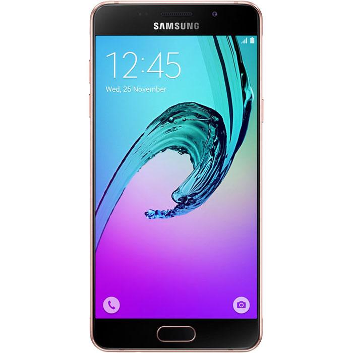 Samsung SM-A510F Galaxy A5, Pink GoldSM-A510FEDDSERSamsung SM-A510F Galaxy A5 - стильный и мощный смартфон из стекла и металла, который сделает вашу жизнь комфортнее благодаря эргономичному дизайну, мощному аккумулятору, поддержке быстрой зарядки, усовершенствованной камере, улучшенному процессору и поддержке LTE. Премиальный дизайн, надежность и великолепие стекла Gorilla Glass. Оцените комфортный просмотр изображений на 5,2-дюймовом Full HD экране с более тонкой рамкой. Восьмиядерный процессор Samsung Exynos 7 Octa 7580 с частотой 1,6 ГГц обеспечивает быстрый доступ к любимым приложениям и великолепную поддержку в режиме многозадачности. Фронтальная и основная камеры с диафрагмой F1.9 - это всегда яркие и четкие снимки даже в условиях низкой освещенности. Благодаря быстрому запуску камеры двойным нажатием кнопки Домой вы не упустите самые важные моменты вашей жизни. Для создания отличных селфи предусмотрено сразу несколько удобных функций - например, Palm Selfie, с помощью...