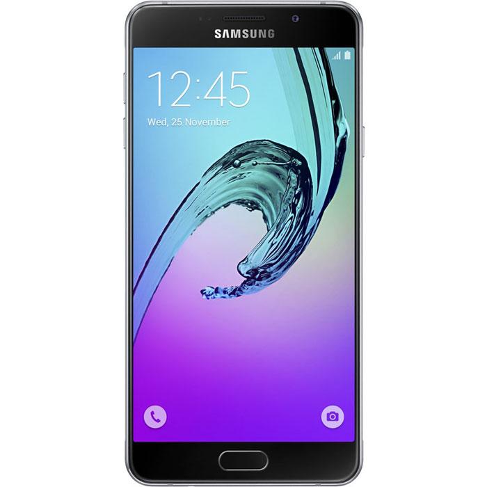 Samsung SM-A710F Galaxy A7, BlackSM-A710FZKDSERSamsung SM-A710F Galaxy A7 - стильный и мощный смартфон из стекла и металла, который сделает вашу жизнь комфортнее благодаря эргономичному дизайну, мощному аккумулятору, поддержке быстрой зарядки, усовершенствованной камере, улучшенному процессору и поддержке LTE. Премиальный дизайн, надежность и великолепие стекла Gorilla Glass. Оцените комфортный просмотр изображений на 5,5-дюймовом Full HD экране с более тонкой рамкой. Восьмиядерный процессор Samsung Exynos 7 Octa 7580 с частотой 1,6 ГГц обеспечивает быстрый доступ к любимым приложениям и великолепную поддержку в режиме многозадачности. Фронтальная и основная камеры с диафрагмой F1.9 - это всегда яркие и четкие снимки даже в условиях низкой освещенности. Благодаря быстрому запуску камеры двойным нажатием кнопки Домой вы не упустите самые важные моменты вашей жизни. Для создания отличных селфи предусмотрено сразу несколько удобных функций - например, Palm Selfie, с помощью...
