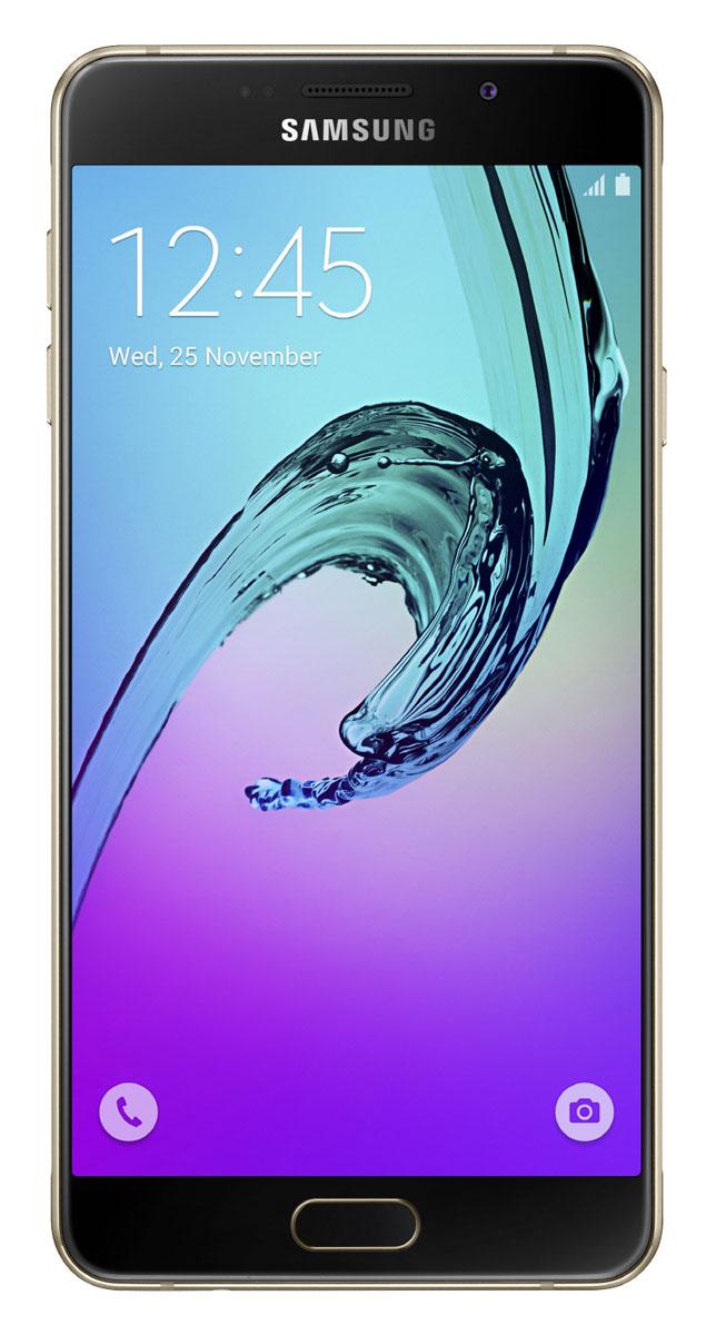 Samsung SM-A710F Galaxy A7, GoldSM-A710FZDDSERSamsung SM-A710F Galaxy A7 - стильный и мощный смартфон из стекла и металла, который сделает вашу жизнь комфортнее благодаря эргономичному дизайну, мощному аккумулятору, поддержке быстрой зарядки, усовершенствованной камере, улучшенному процессору и поддержке LTE. Премиальный дизайн, надежность и великолепие стекла Gorilla Glass. Оцените комфортный просмотр изображений на 5,5-дюймовом Full HD экране с более тонкой рамкой. Восьмиядерный процессор Samsung Exynos 7 Octa 7580 с частотой 1,6 ГГц обеспечивает быстрый доступ к любимым приложениям и великолепную поддержку в режиме многозадачности. Фронтальная и основная камеры с диафрагмой F1.9 - это всегда яркие и четкие снимки даже в условиях низкой освещенности. Благодаря быстрому запуску камеры двойным нажатием кнопки Домой вы не упустите самые важные моменты вашей жизни. Для создания отличных селфи предусмотрено сразу несколько удобных функций - например, Palm Selfie, с помощью...