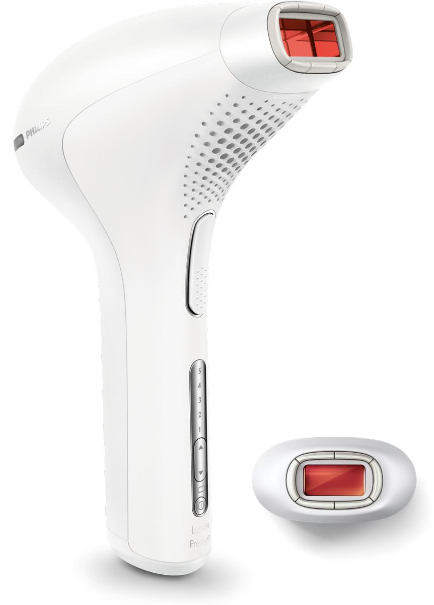Philips SC2007/00 Lumea Prestige фотоэпиляторSC2007/00Philips Lumea Prestige — самое эффективное беспроводное решение IPL, помогающее предотвратить повторный рост волос на лице и теле. При регулярном воздействии световых импульсов кожа остается гладкой и шелковистой каждый день. Адаптировано для безопасного и эффективного использования в домашних условиях: В основе работы фотоэпилятора Philips Lumea лежит технология интенсивного светового импульса (IPL), которая используется для удаления волос в профессиональных салонах красоты. Компания Philips адаптировала эту технологию для безопасного использования в комфортной домашней обстановке. Эта уникальная система удаления волос от Philips была разработана в сотрудничестве с ведущими дерматологами. Более 10 лет мы активно проводили испытания этой технологии с участием более 2000 женщин. Гладкая кожа каждый день: Philips Lumea бережно воздействует на корень волоса при помощи технологии светового импульса. В результате рост волос на теле...