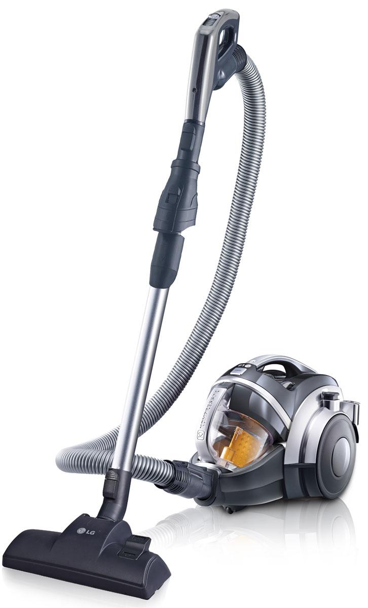 LG VK89304H пылесосVK89304HПылесос LG VK89304HUM создан для того, чтобы сделать процесс уборки быстрым и легким. С ним не составит труда очистить пыль даже из самых потайных уголков вашей квартиры. Благодаря небольшому размеру для пылесоса наверняка найдется место в шкафу или в каком-нибудь углу.
