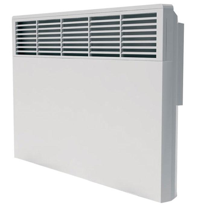 Noirot CNX-2 1500 электрический обогреватель29.7264.5.ARERNoirot CNX-2 1500 - это электрический обогреватель конвективного типа. Вся конструкция прибора направлена на равномерное распределение тепла для обогрева с максимальным комфортом. Устройство работает по принципу естественной конвекции. Холодный воздух, проходя через конвектор и его нагревательный элемент, нагревается и выходит сквозь решетки-жалюзи, незамедлительно начиная обогревать помещение. Обогреватель оснащен надежным механическим термостатом и поддерживает комфортный микроклимат при минимальном потреблении электроэнергии. Прибор применяется в качестве основного и дополнительного отопления загородных домов, городских квартир, застекленных балконов, зимних садов и т. д., а также в других местах, где электрическое отопление является единственно возможным. Конвектор легко и быстро монтируется на стену или устанавливается на специальные ножки (в комплект не входят). Конструктивные особенности конвектора исключают возникновение посторонних шумов...