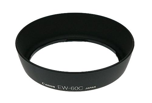 Canon EW 60C бленда для EF 28-80mm/28-90mm2639A001Бленда Canon EW 60C защищает объектив от попадания рассеянного света, убирая ненужные блики. Подходит к EF 28-80 / 28-90 / EF-S 18-55.