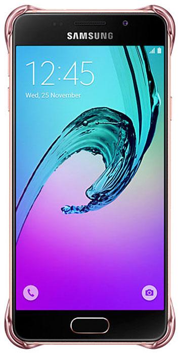 Samsung EF-QA310C Clear Cover чехол для Galaxy A3 (2016), Pink