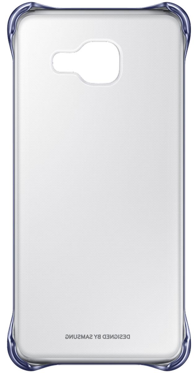 Samsung EF-QA510 ClearCover чехол для Galaxy A5, BlackEF-QA510CBEGRUЧехол Samsung Clear Cover подходит для модели смартфона Samsung Galaxy A5 (SM-A510F). Оригинальный аксессуар плотно прилегает к корпусу устройства и защищает от механических повреждений и пыли. Прозрачная поверхность чехла с цветной окантовкой сохраняет оригинальный внешний вид Galaxy A5 (SM-A510F). Чехол сделан из прочного поликарбоната, легко надевается и снимается. При использовании чехла в паре со смартфоном все функциональные порты и клавиши остаются доступными.