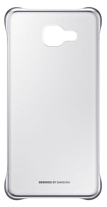 Samsung EF-QA510 ClearCover чехол для Galaxy A5, SilverEF-QA510CSEGRUЧехол Samsung Clear Cover подходит для модели смартфона Samsung Galaxy A5 (SM-A510F). Оригинальный аксессуар плотно прилегает к корпусу устройства и защищает от механических повреждений и пыли. Прозрачная поверхность чехла с цветной окантовкой сохраняет оригинальный внешний вид Galaxy A5 (SM-A510F). Чехол сделан из прочного поликарбоната, легко надевается и снимается. При использовании чехла в паре со смартфоном все функциональные порты и клавиши остаются доступными.